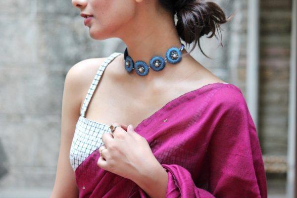 Chandelier Choker Necklace