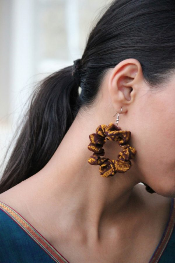Twisted Mini Hoops By Qurcha