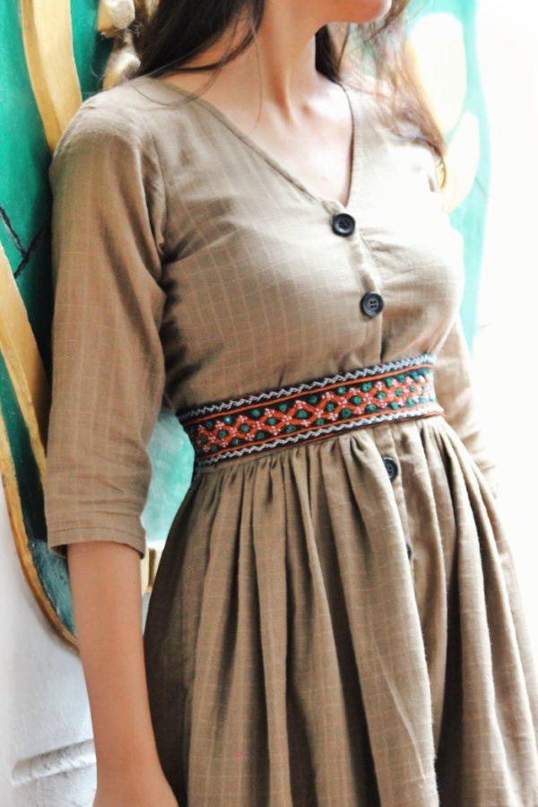 Qurcha Hand Embroidered Belt