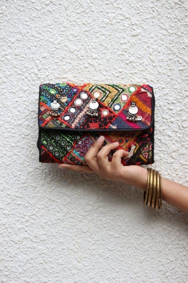 Bohemian Vintage Bag