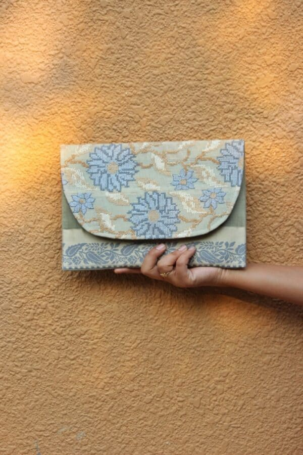 Embroidered Boho Bag By Qurcha