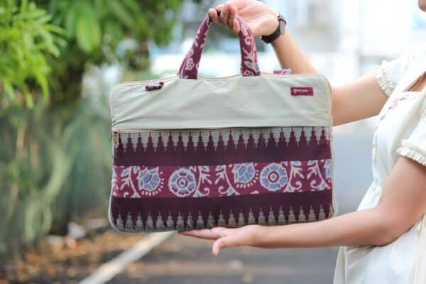 Laptop Bag By Qurcha